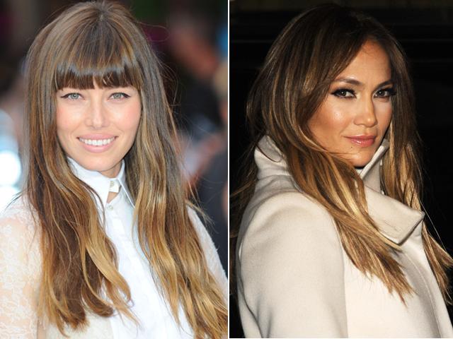 Jessica Biel, Jennifer Lopez