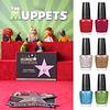 OPI per The Muppets