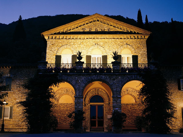 Grotta Giusti Spa & Golf Resort