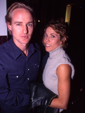 Owen Wilson e Sheryl CrowOwen Wilson And Sheryl Crow