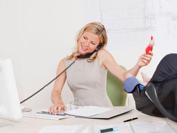 La gestione delle imprese? Un lavoro da donne.