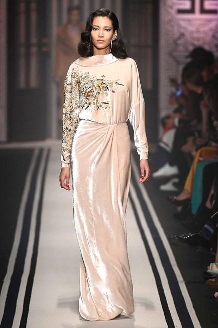 quality design ea919 e59f5 Sfilata di Moda - Elisabetta-Franchi - Donna Autunno Inverno ...