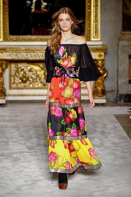 premium selection 3646e 2244e Sfilate di Moda - Rocco-Barocco - Donna Primavera Estate ...