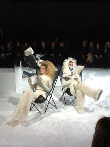 Moncler Gamme Rouge A/I 2012-13