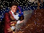 Liberace e Michael Douglas: divi a confronto