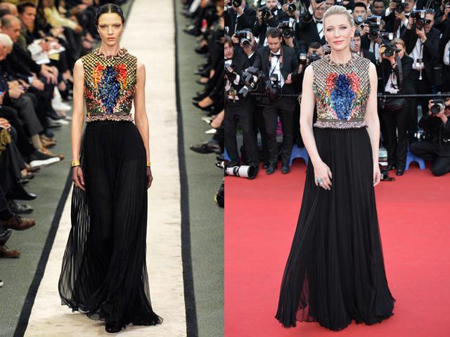 Cate Blanchett, Givenchy AI 2014/15